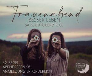 Sisterhood - Frauentreff