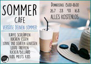 Life Group Sommercafé