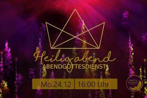 Heiligabend-Gottesdienst 2018