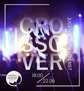 CROSSOVER - Jugendgottesdienst