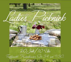 Frauenfrühstück -  Picknick