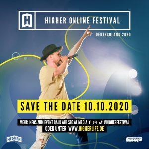 Higherlife Online Festival
