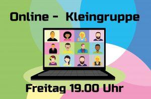 Online-Kleingruppe